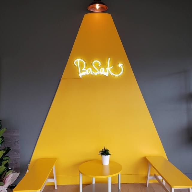 Basak's yellow light corner